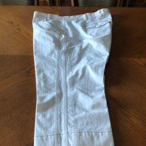 Venezia Capri off white pants Size 20